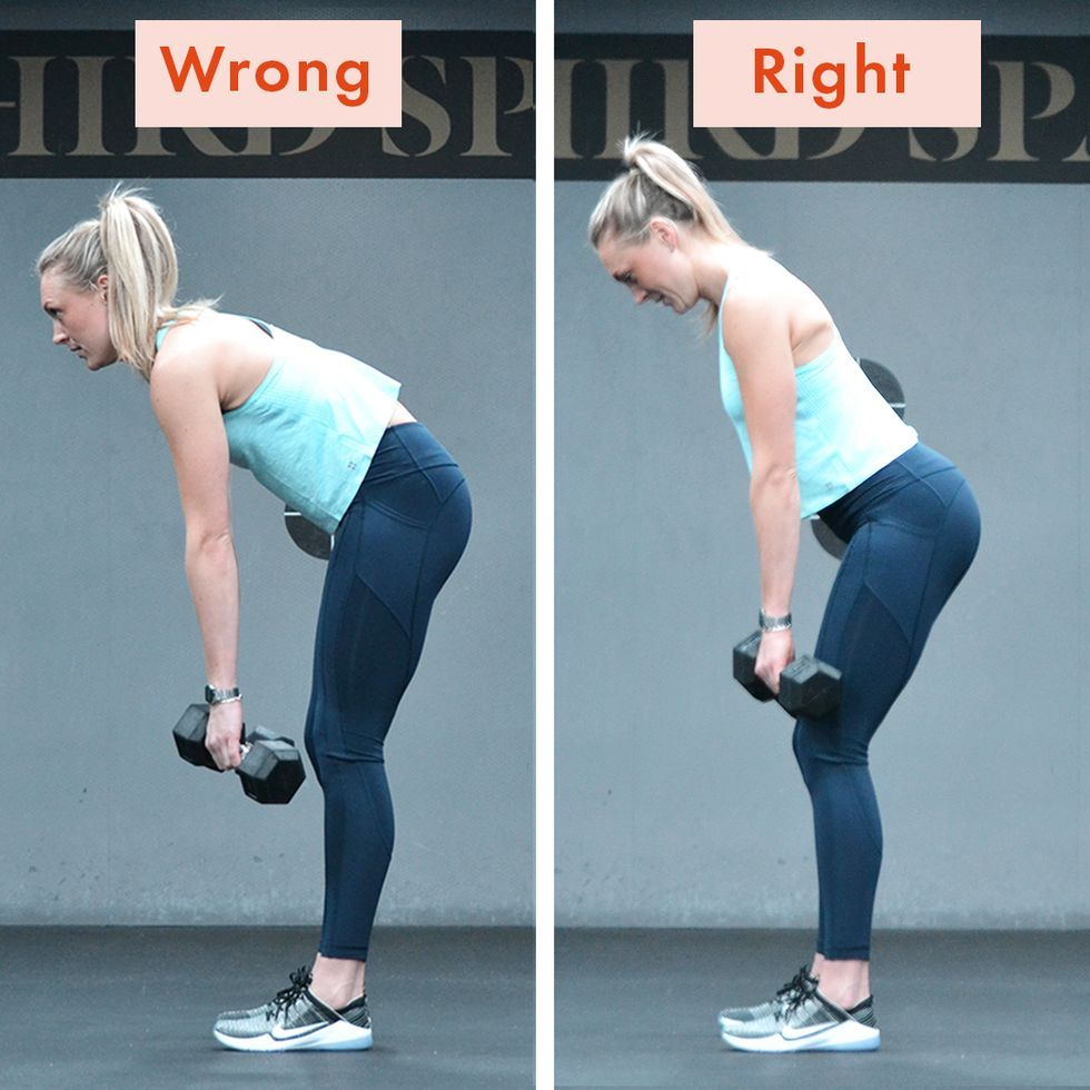 The 5 fitness moves most people get wrong