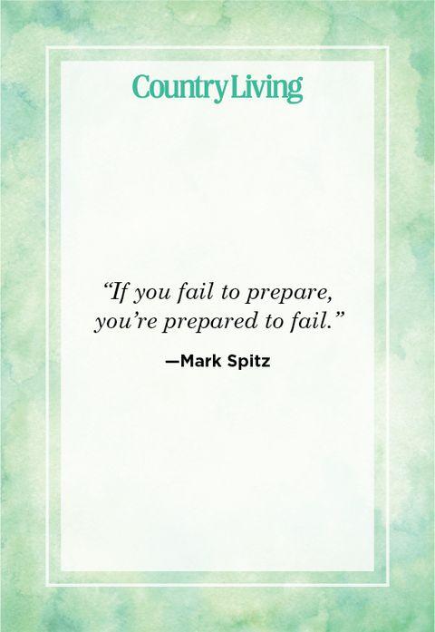 mark spitz fitness quote