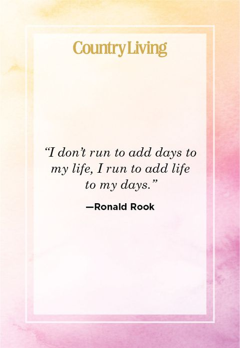 ronald rook fitness quote