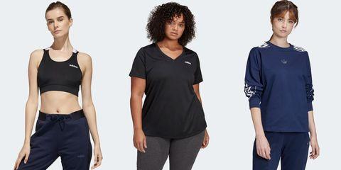 Clothing, T-shirt, Black, Sleeve, Shoulder, Neck, Sportswear, Standing, Arm, Outerwear,