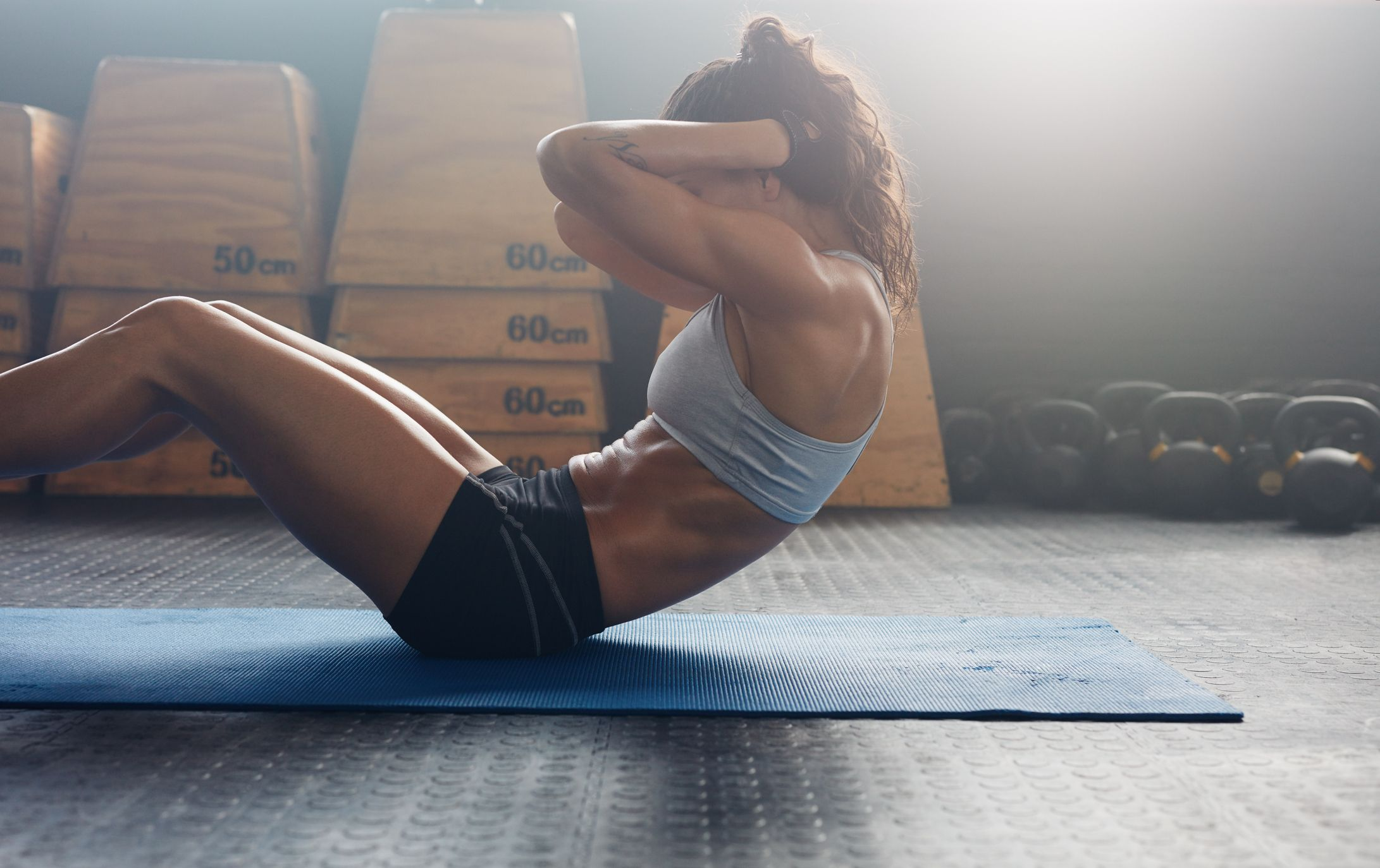 3 Simple Moves That Will Seriously Light Up Your Abs