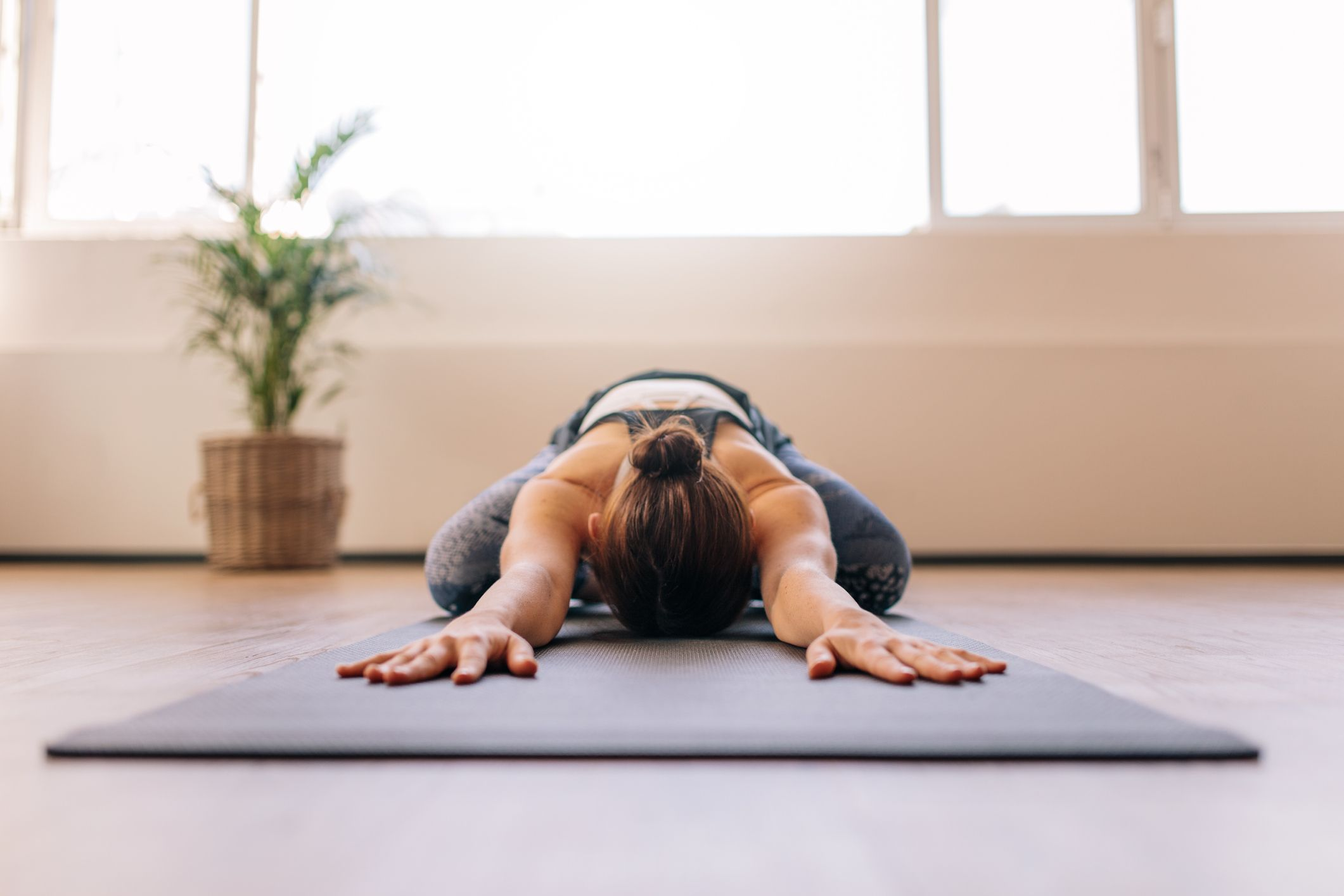 Yin Yoga Sequence For Runners
