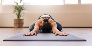 yin yoga moves for runners