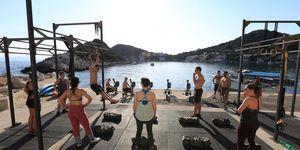 7 fitnessvakanties om bij weg te dromen