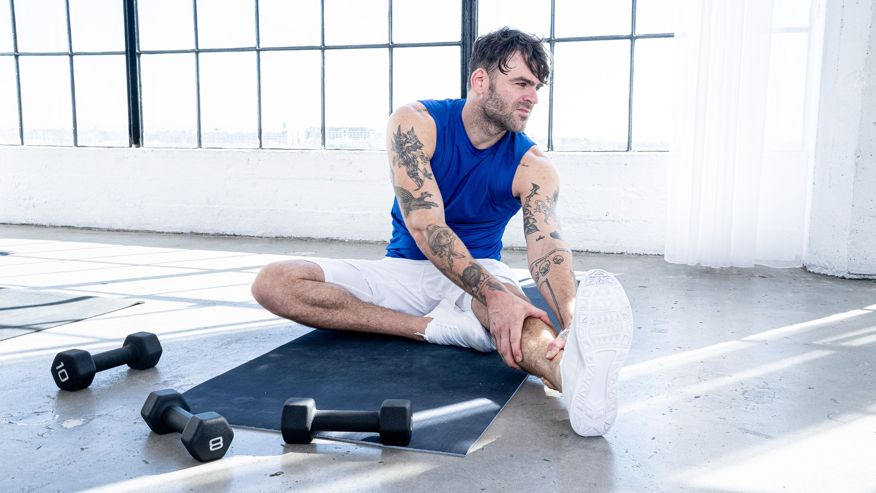 I Tried the Chainsmokers' New Workout Classes. And You Know What? They Work.