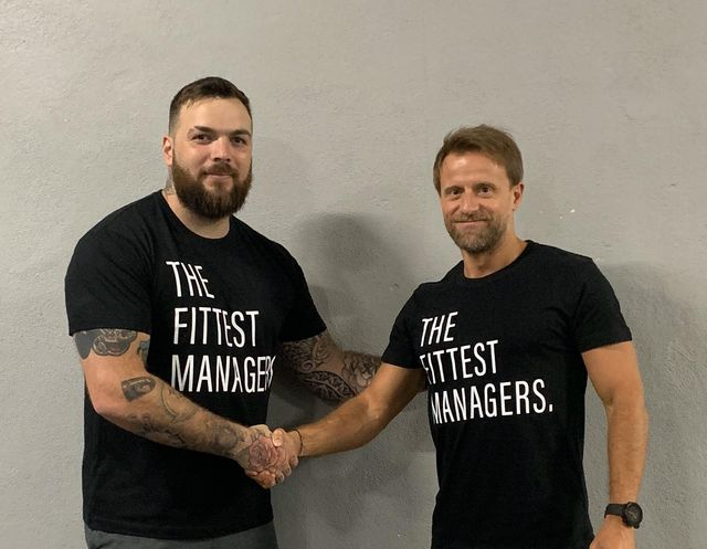 the fittest managers