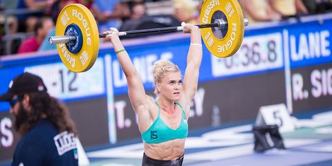 fittest woman on earth workout