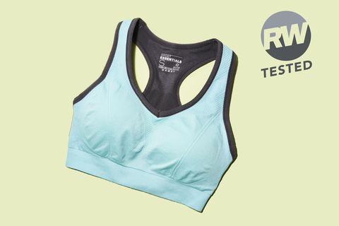 Clothing, Undergarment, Undergarment, Sports bra, Sports uniform, Sportswear, Sleeveless shirt, Brassiere, Outerwear, Font,