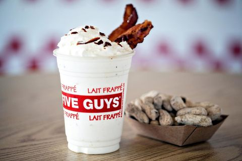 Every Fast Food Restaurant Milkshake Ranked