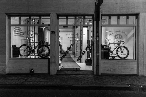 Fixed Gear Coffee opent nu ook in Maastricht