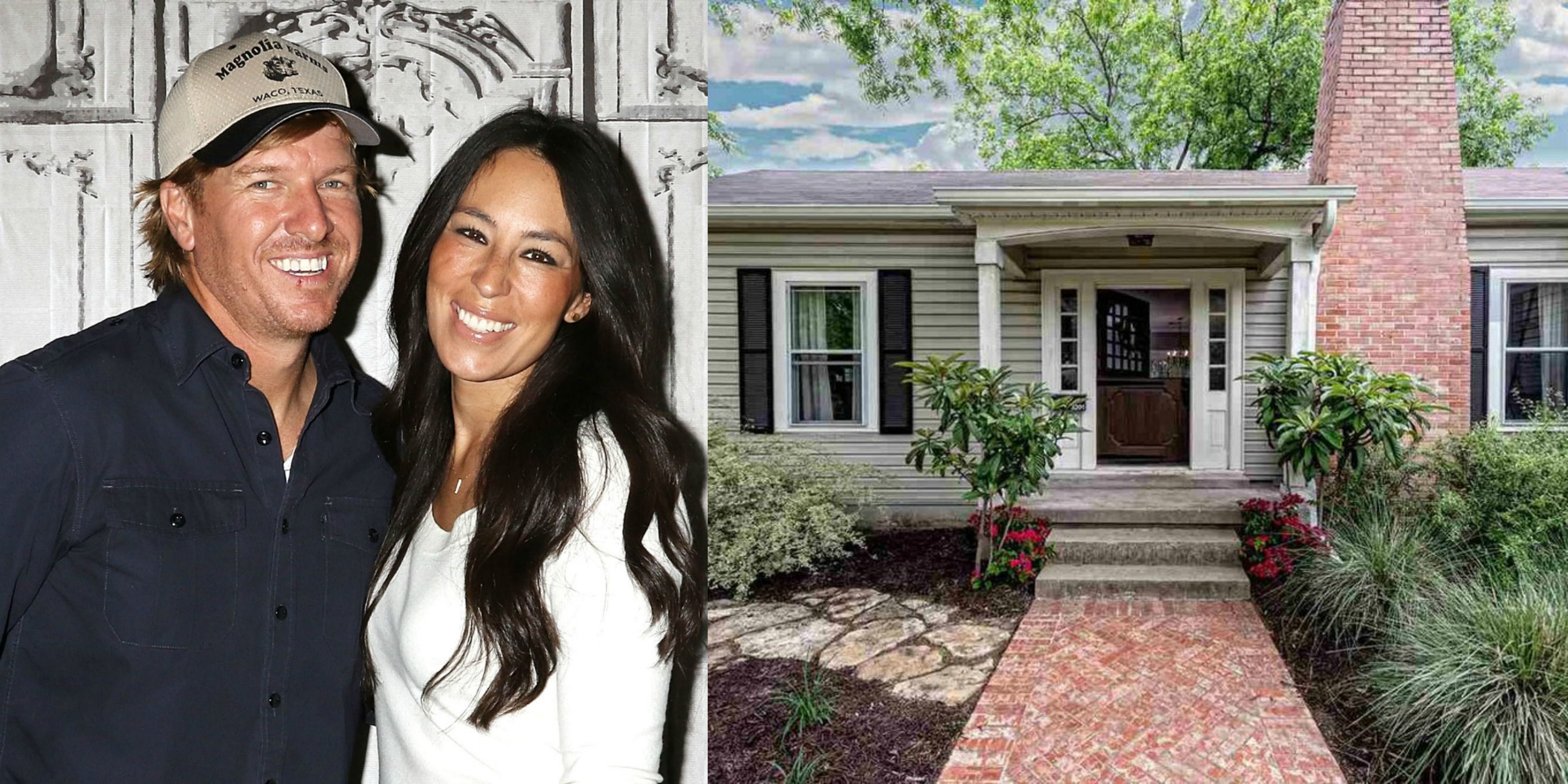 Fixer Upper House for Sale - Chip and Joanna House on Market