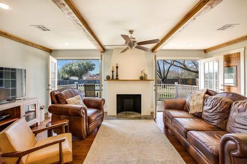 Fixer Upper Home For Living Room