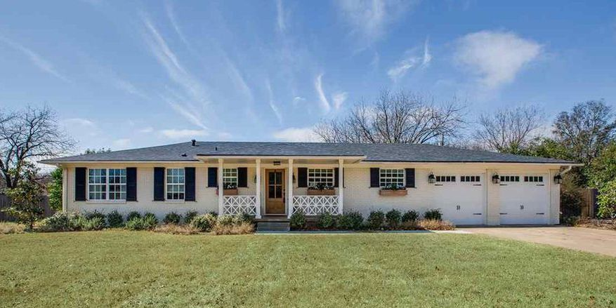fixer upper ranch house for sale tour the plain gray ranch from