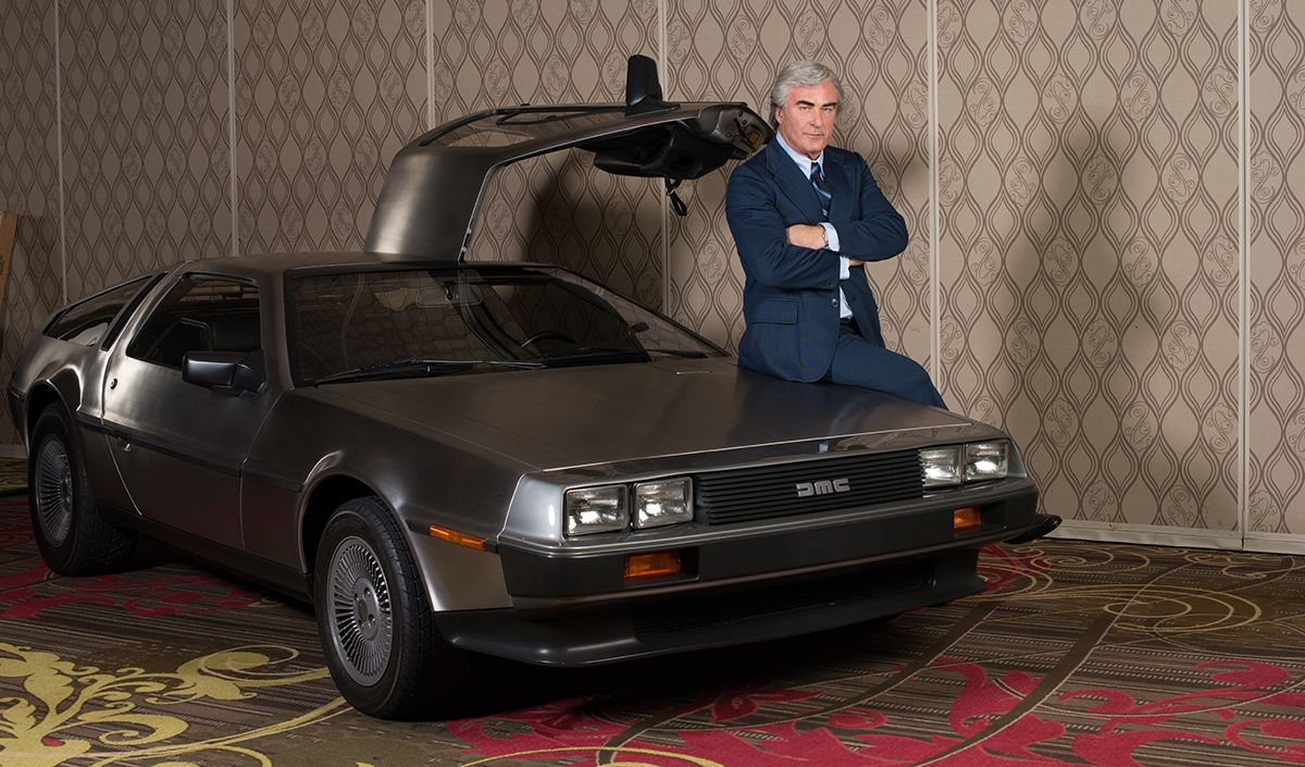 The New John DeLorean Biopic Is about Way More Than Cars