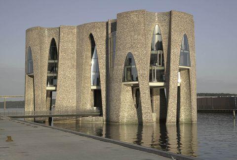 Edificio Fjordenhus, de Olafur Eliasson
