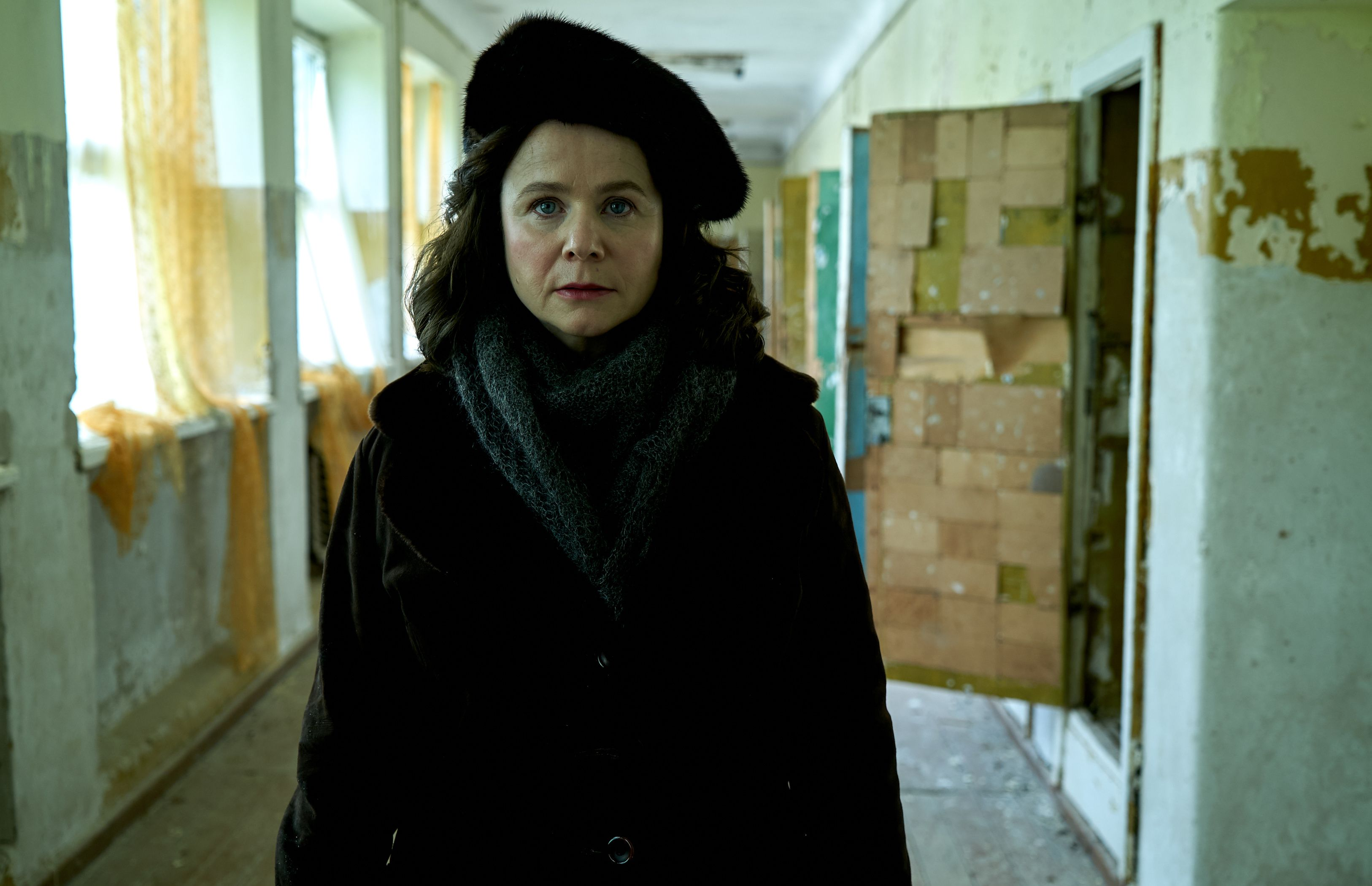 Chernobyl's Emily Watson to star in new ITV thriller Too Close