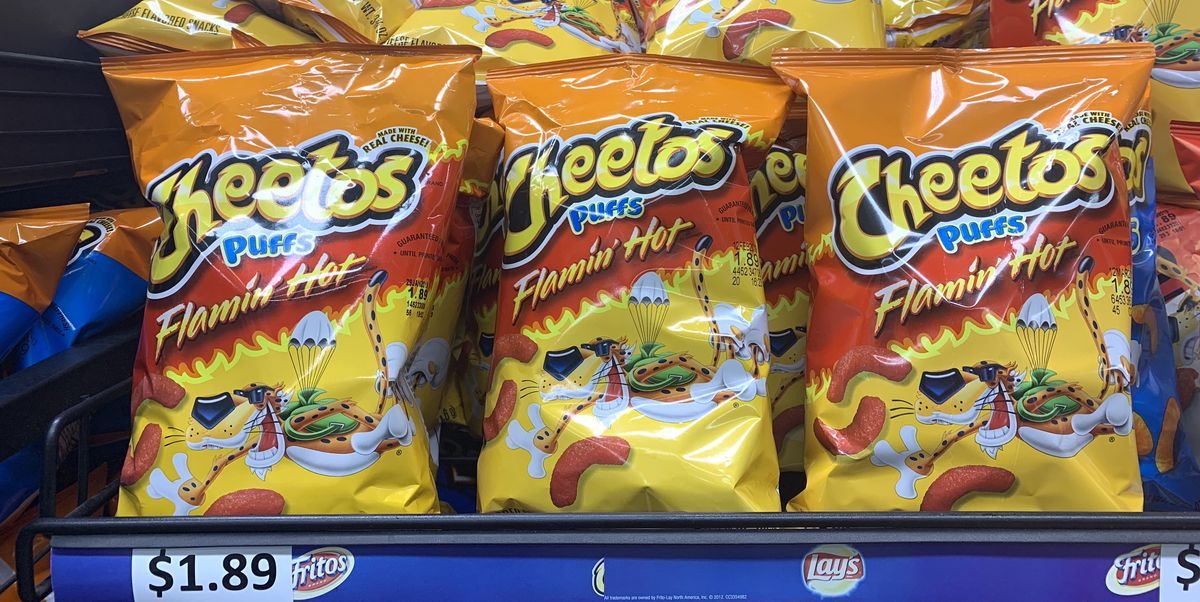 Flamin Hot Cheetos Puffs Exist And Here S Where To Find Them
