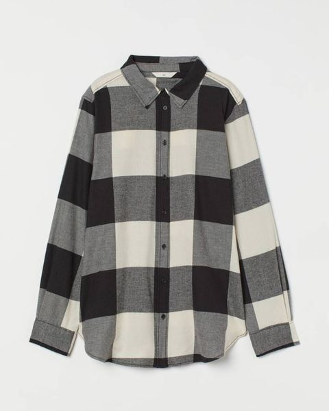 hm overhemd blouse