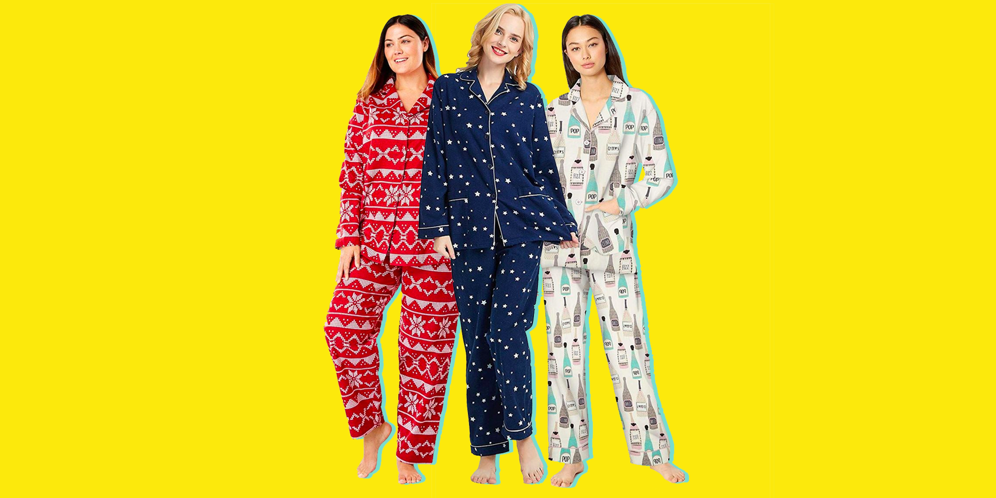 These Cozy Flannel Pajamas Will Keep You Comfy All Winter