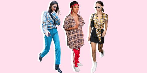 flannel shirt outfits 2020