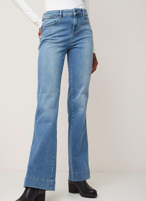 Flared jeans Claudia Sträter