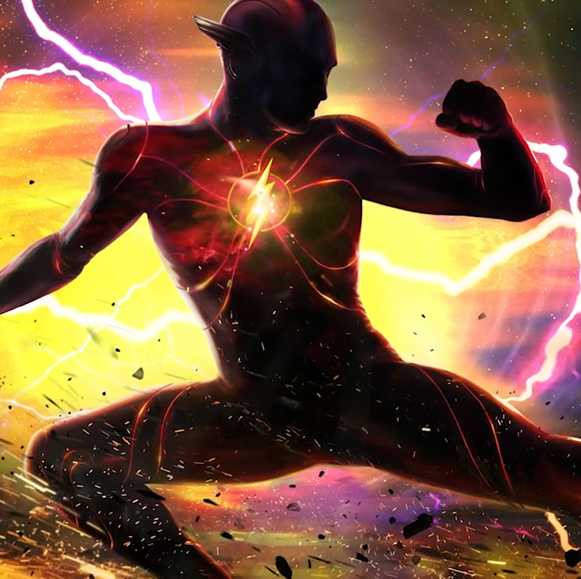 flash concept art for new movie