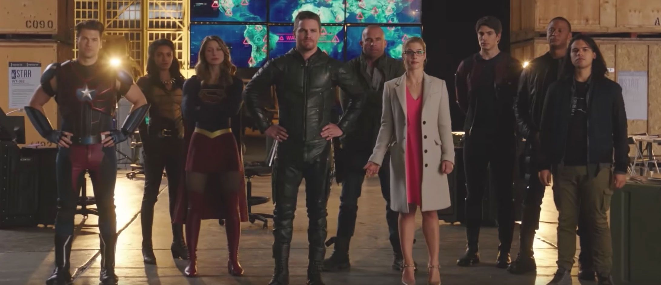 13 Things That Need to Happen in the CW Superhero Crossover