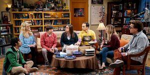 flashmob, The Big Bang Theory, flashmob The Big Bang Theory, The Big Bang Theory final, el flashmob de The Big Bang Theory, Kaley Cuoco The Big Bang Theory, despedida The Big Bang Theory, show final The Big Bang Theory