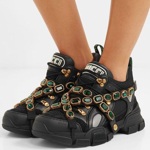 e2fae6983a6 Las zapatillas más difíciles de Gucci
