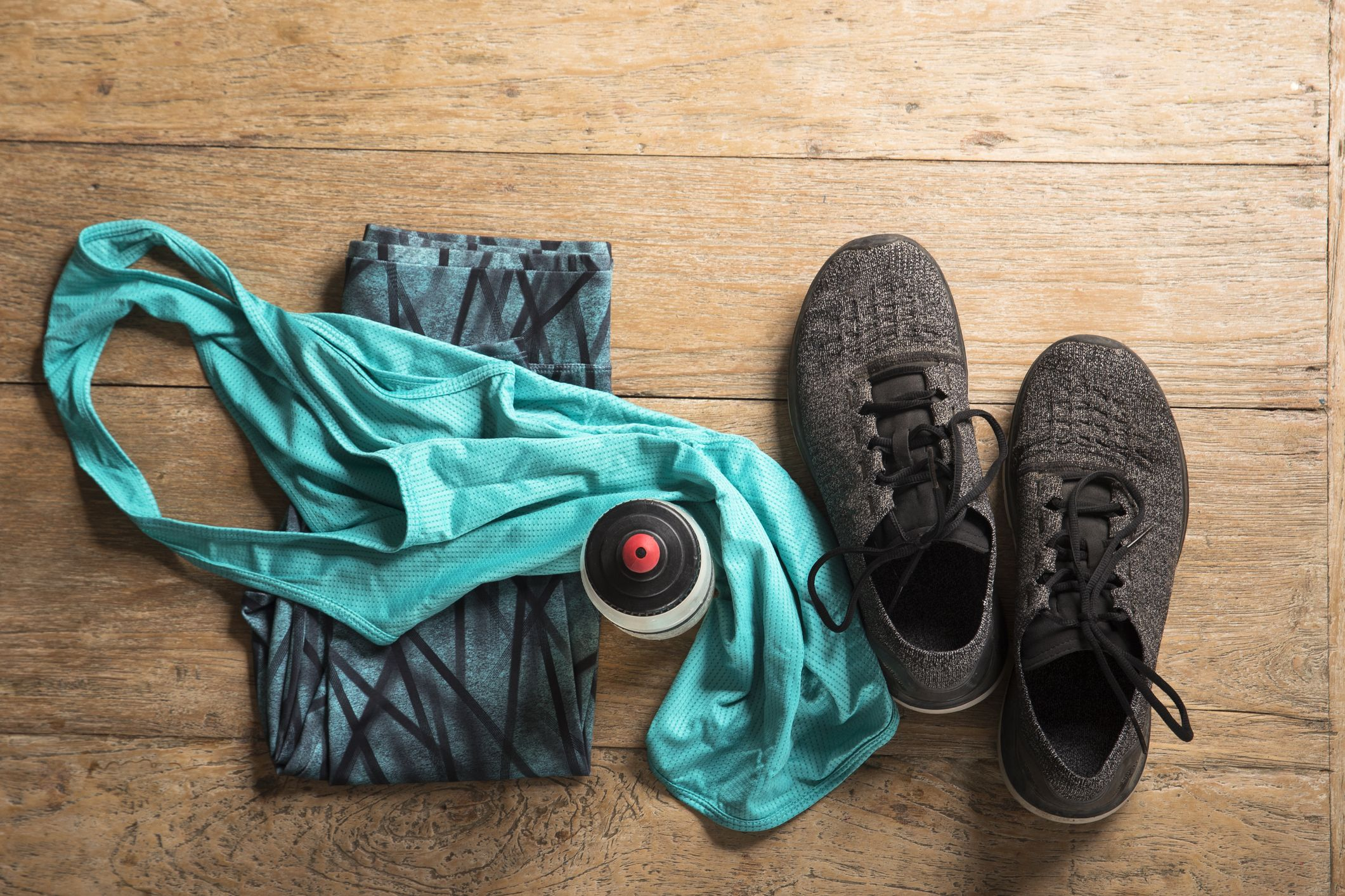 11 Ways To Get The Sweat Smell Out Of Gym Clothes For Good