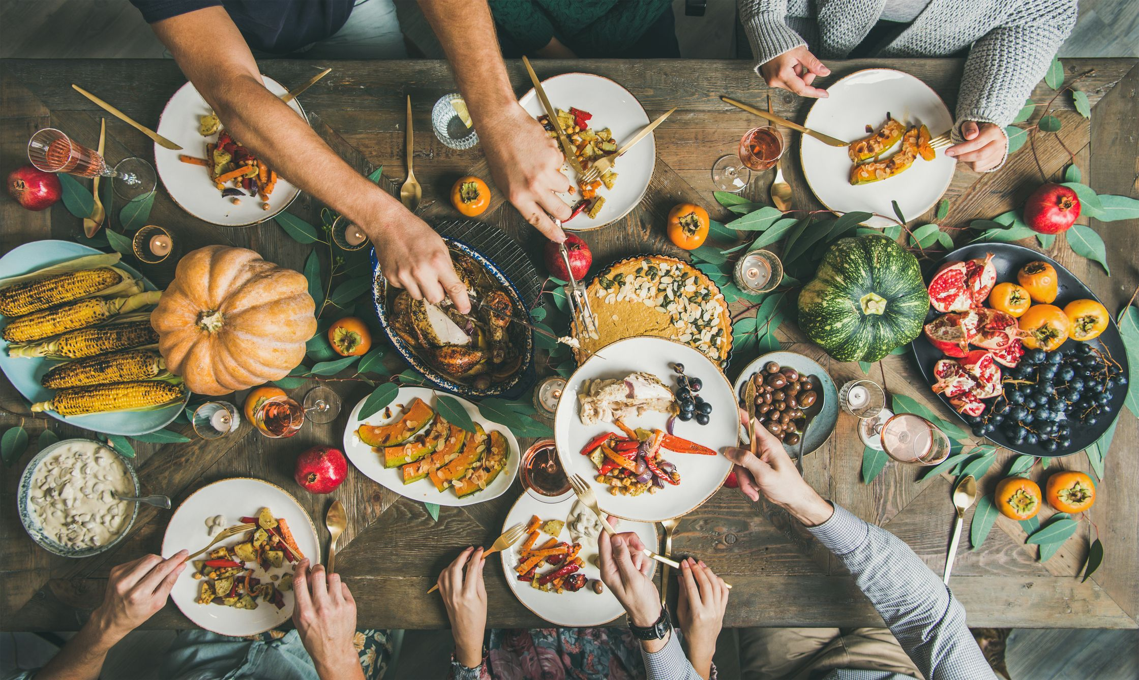 16 Best Thanksgiving Table Decor Ideas , Beautiful