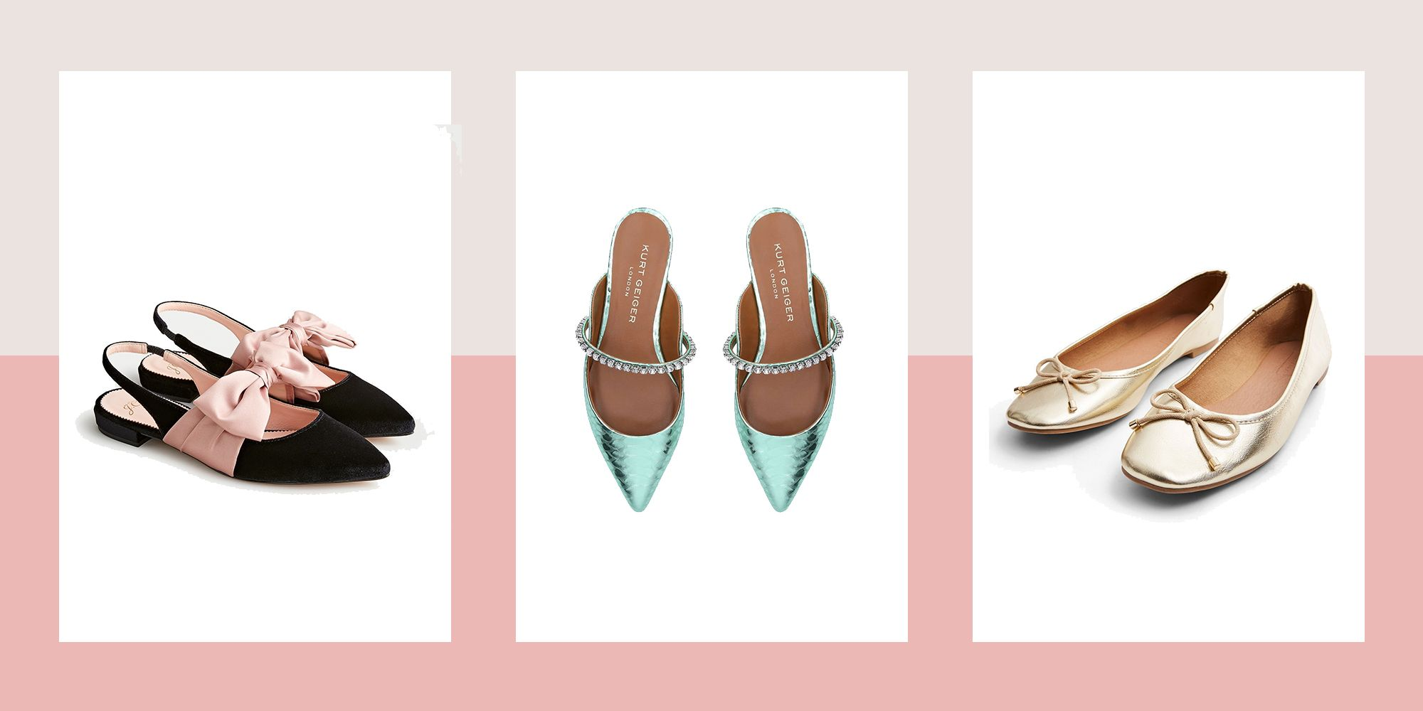 Flat going out shoes - The best flat