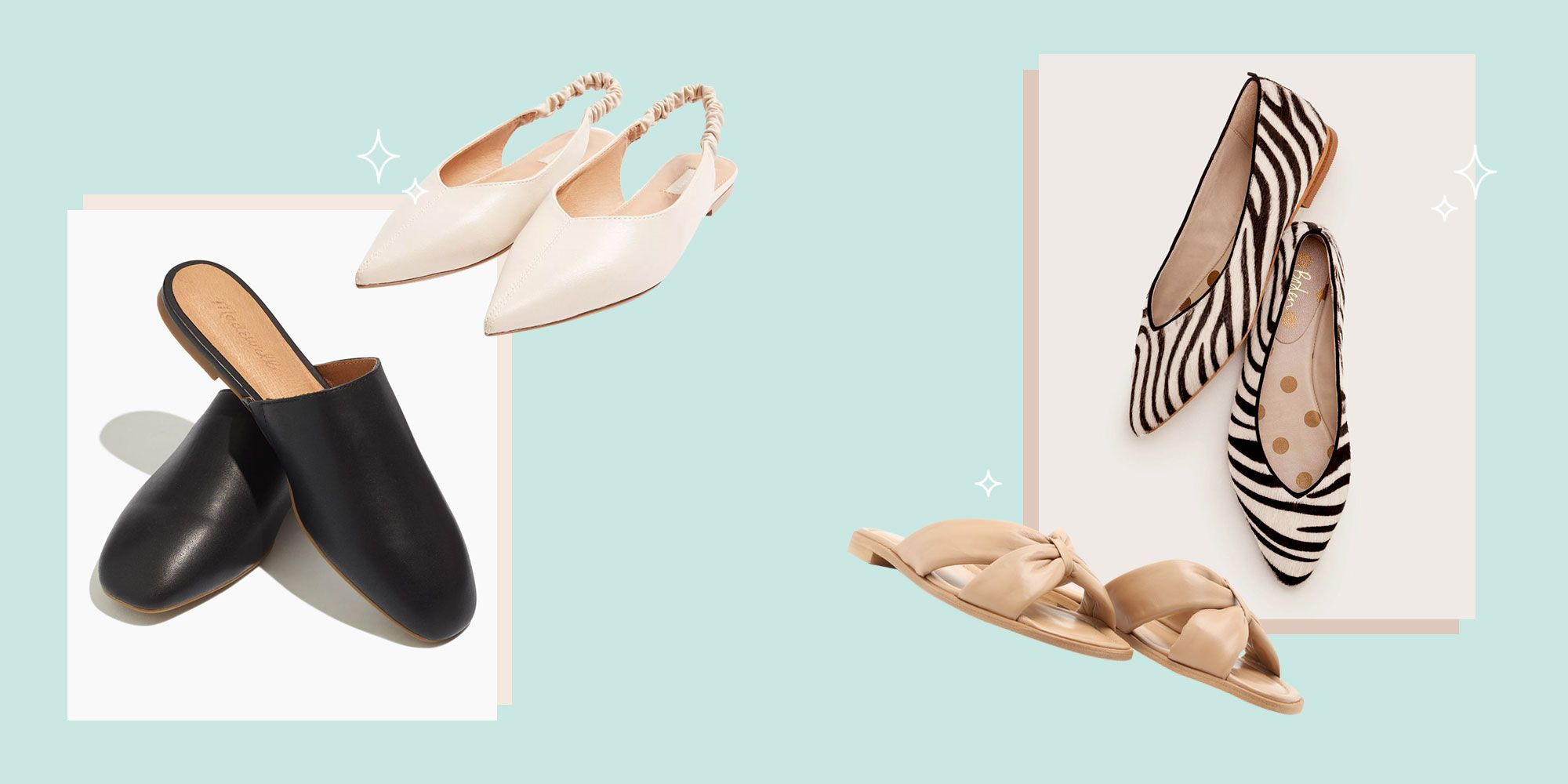 18 of the Most Comfy Flat Shoes — Cute