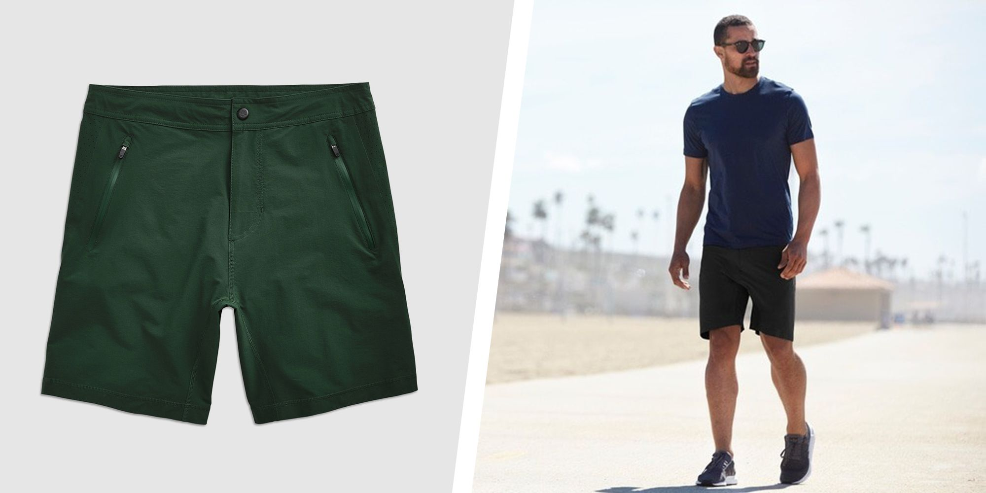 The Most Flattering Shorts for Men to Invest in This Summer