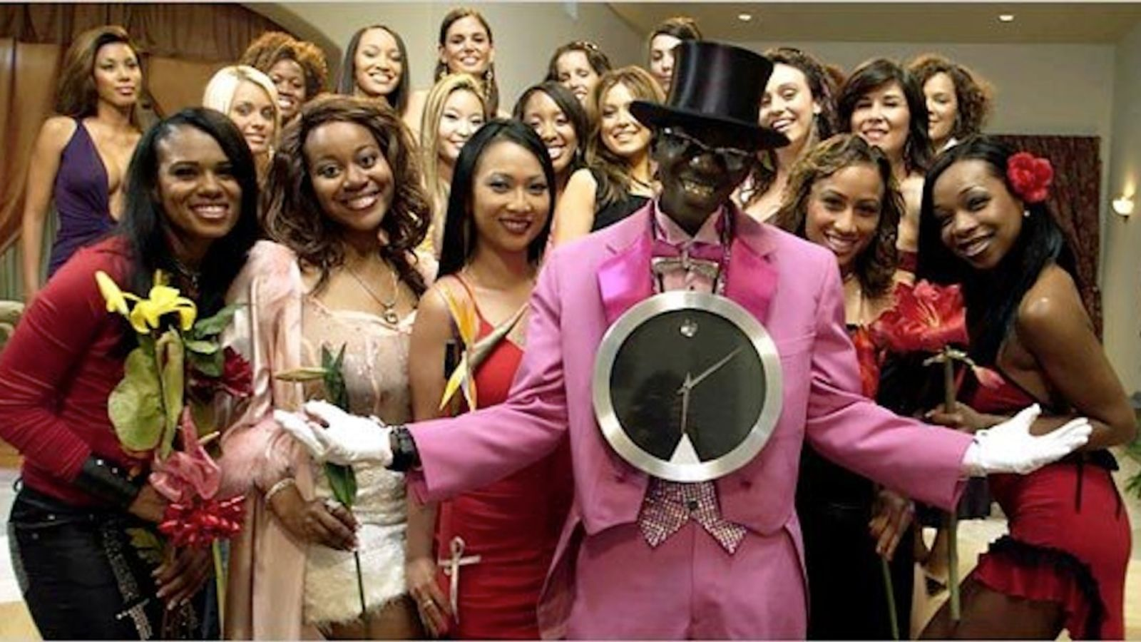 'Flavor of Love' / 'I Love New York' When was it on? Flavor of Love ran for three seasons from 2006 - 2008 on Vh1; I Love New York ran for two seasons from 2007-2008 on Vh1.
