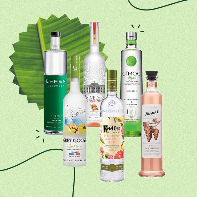 flavored vodkas