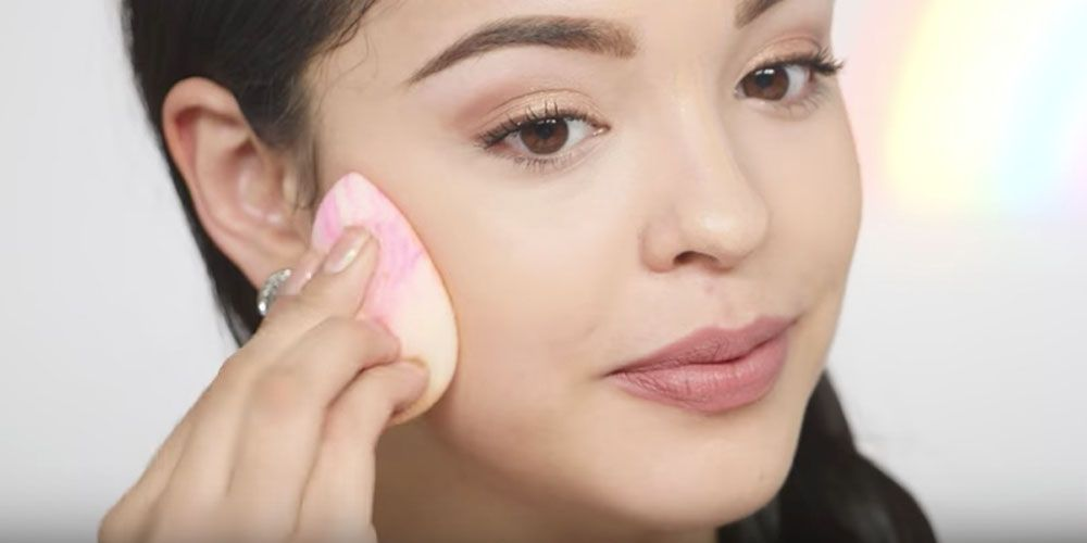 How apply foundation flawlessly