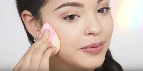 flawless foundation video tutorial