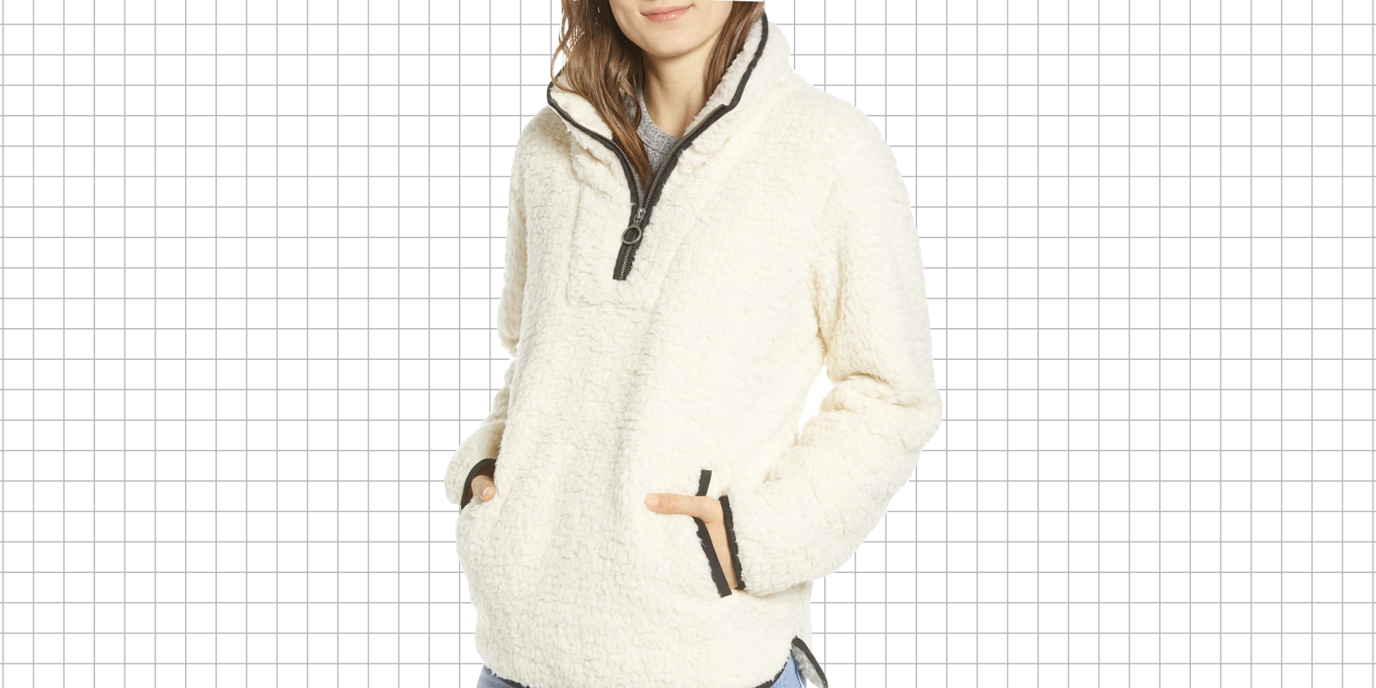 The Thread & Supply Fleece That's All Over Instagram Is Less Than $50 at Nordstrom