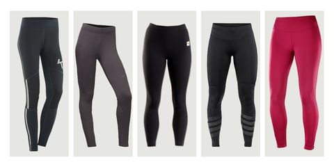 076c8312c44f7c Best Fleece Lined Tights | Winter Running Tights 2018