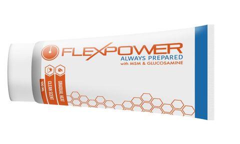sportcreme, Flexpower, spieren, herstel