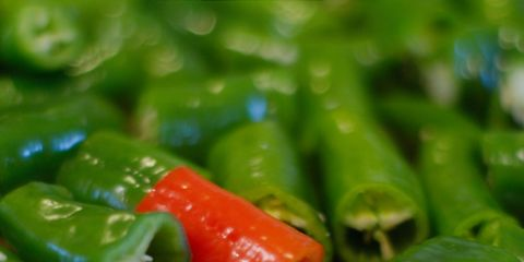 Peppers for hydration