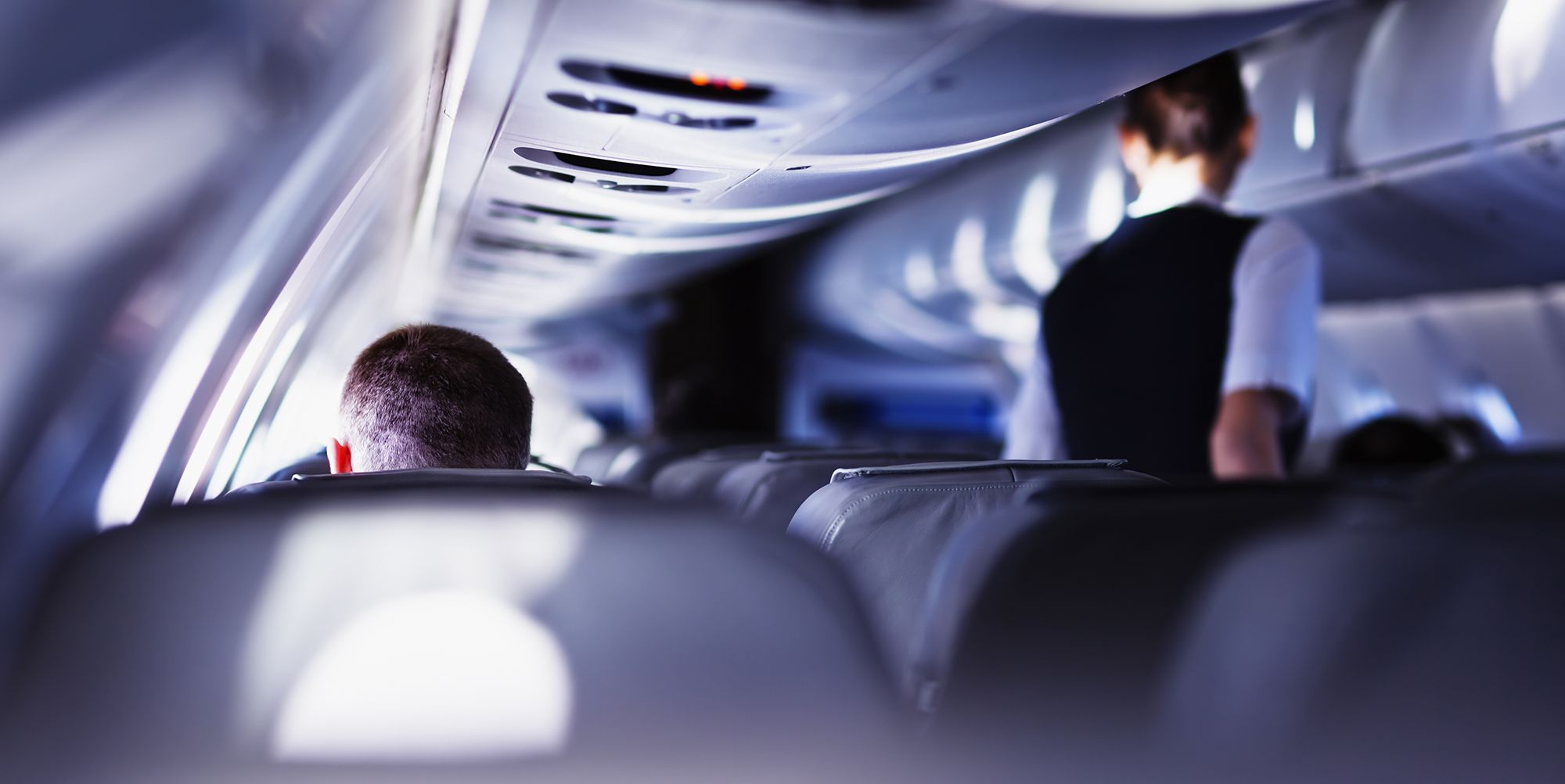 'How I got my job as a flight attendant'