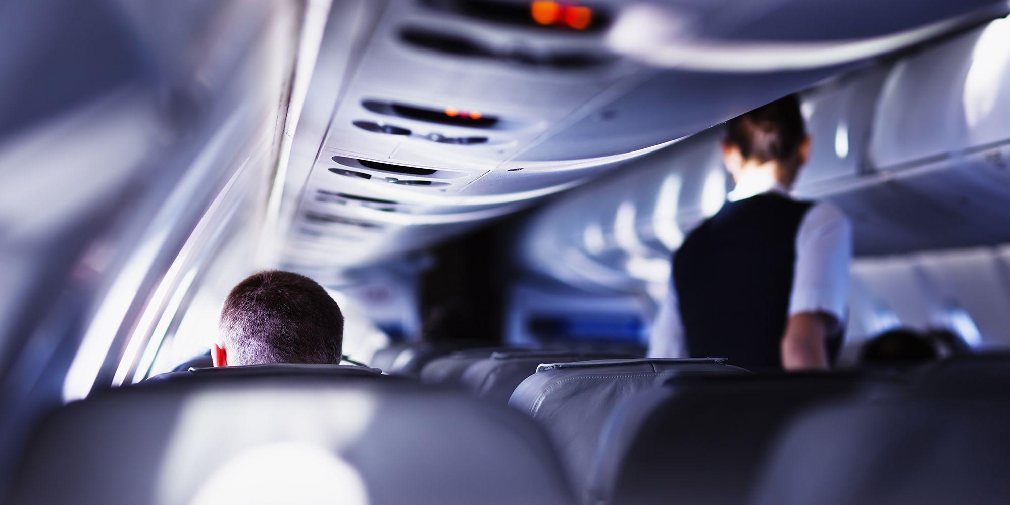 'How I got my job as a flight attendant'