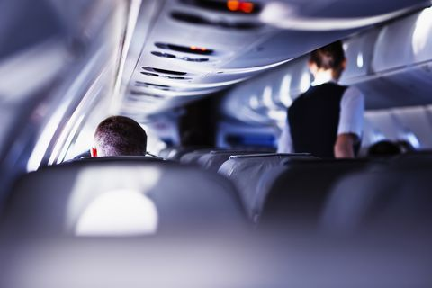 How to be an air hostess: British Airways cabin crew