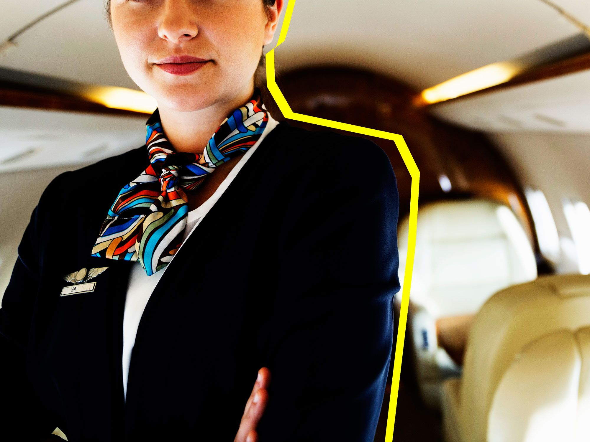 Stewardess sexual harassment