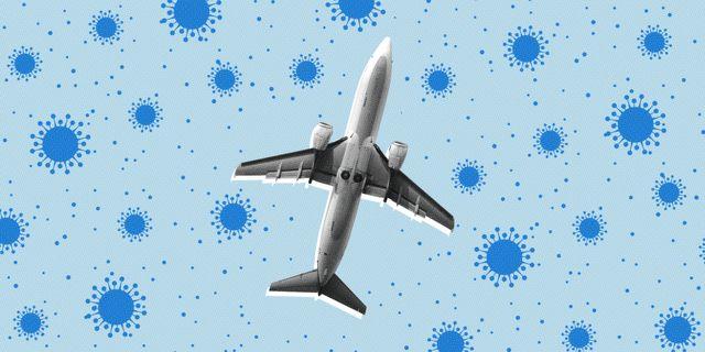 fly during the coronavirus pandemic