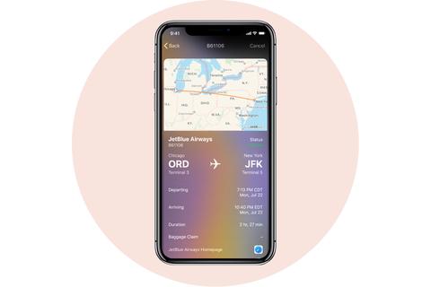 tình trạng chuyến bay apple iphone