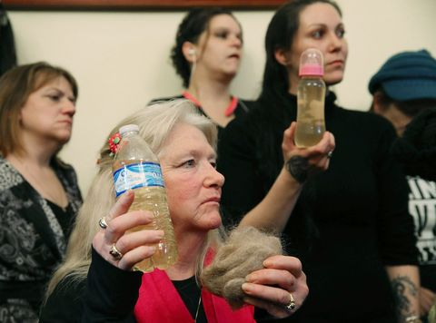 house committee holds hearing on flint water contamination
