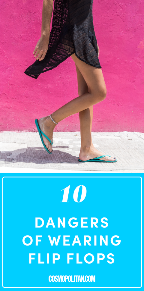 1721e3eb6 10 Reasons You Should Never Wear Flip-Flops
